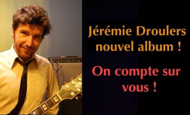 Visuel du projet Jérémie Droulers : objectif #1 atteint, cap désormais sur les 4000 euros !