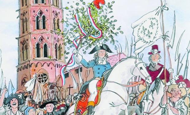 Visuel du projet Le Réveil du Peuple, l'Insurrection de l'an VII,  de Toulouse aux Pyrénées