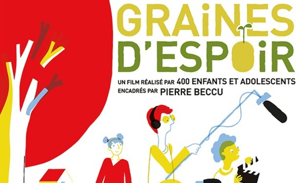 Project visual Graines d'espoir