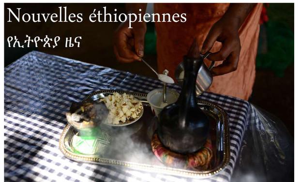Visuel du projet Nouvelles éthiopiennes * ኢትዮጵያ