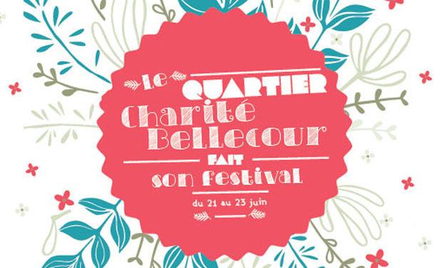 Visuel du projet Le quartier Charité-Bellecour fait son Festival!