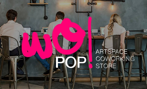 Visuel du projet WO!POP I artspace, coworking & store