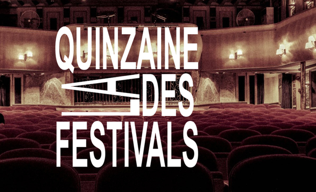 Project visual La quinzaine des festivals