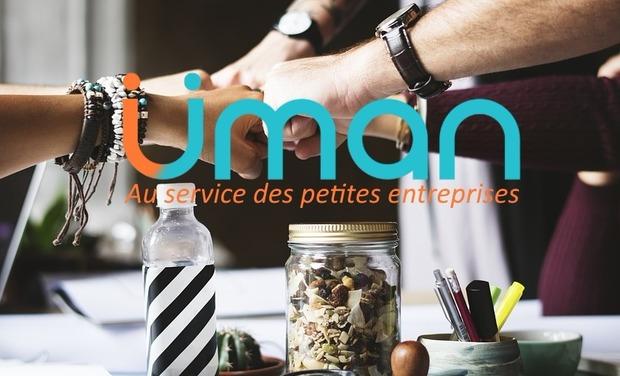 Visueel van project Uman