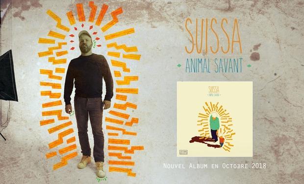 Visuel du projet Souscrivez au prochain disque de Suissa!