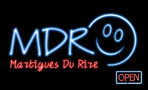 Visuel du projet Le MDR, Martigues Du Rire