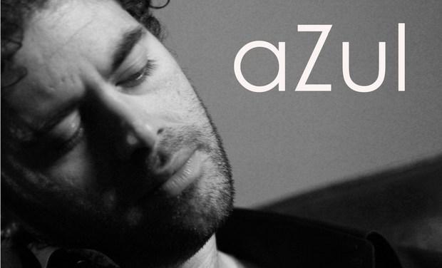 "Visuel du projet aZul ""1er Album"""