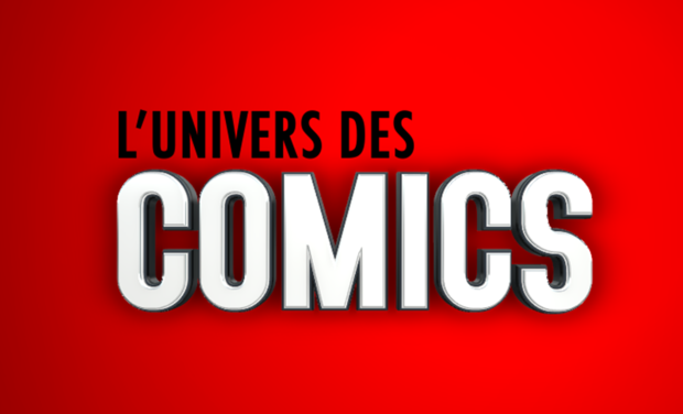 Project visual L'Univers des Comics sur YouTube