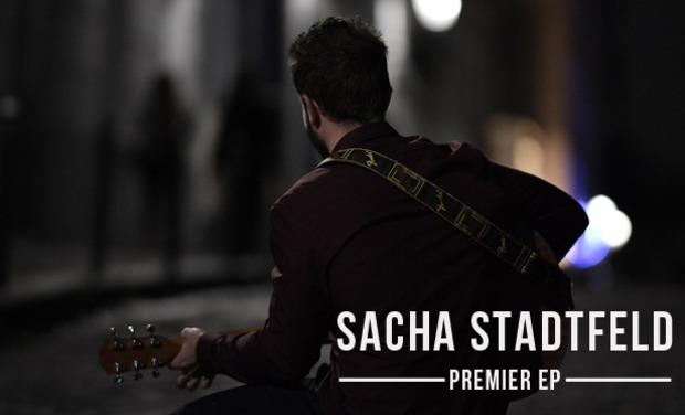 Visuel du projet Sacha Stadtfeld : Premier EP