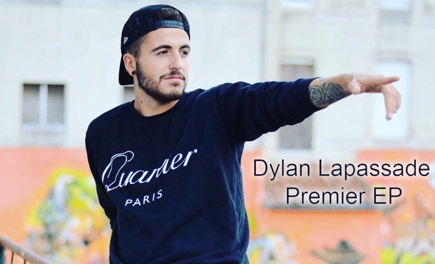 Project visual Dylan Lapassade : Premier EP