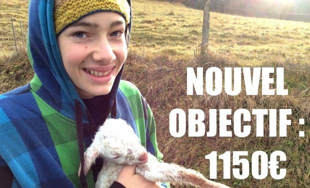 Visuel du projet Ma passion des chèvres