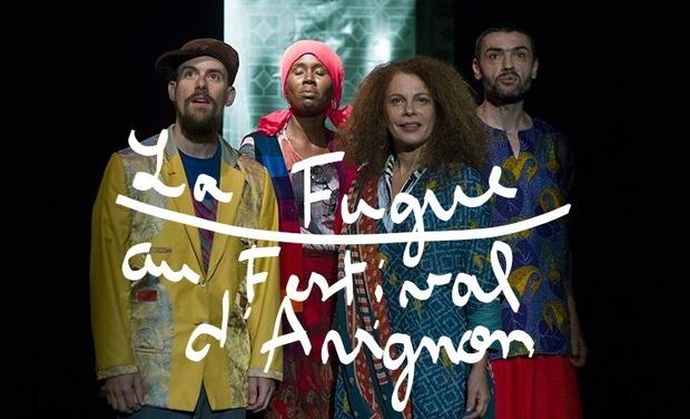 Visuel du projet La Fugue au Festival Off d'Avignon