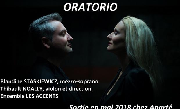Visuel du projet Devenez coproducteur de notre prochain CD d'airs inédits d'oratorio