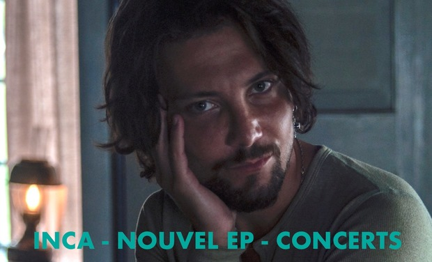 Visueel van project INCA - Nouvel EP - Concerts