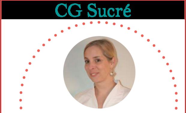 """Visuel du projet CG Sucré """"Pâtisserie sur commande"""""""