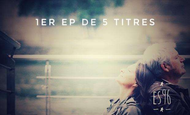 Visuel du projet ES96 - 1er EP de 5 titres
