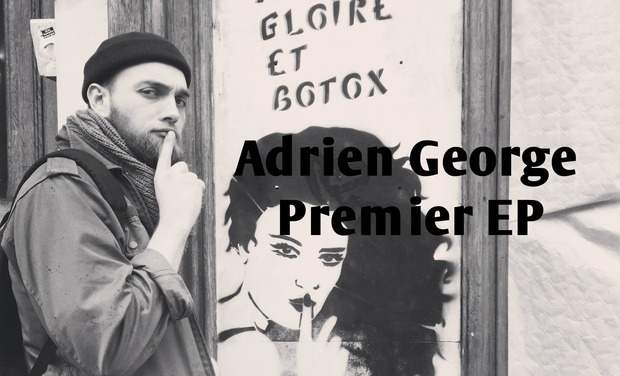 Project visual Adrien George : Premier EP