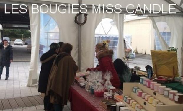 """Visuel du projet Bougies parfumées végétales """"Miss candle"""" : des créations françaises faites main"""
