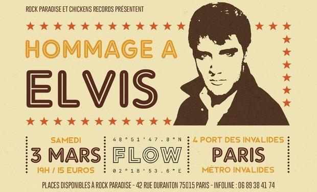 Visuel du projet Concert Jake Calypso à Paris