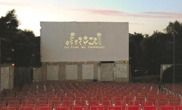"""Visueel van project Cinéma en plein air """"A Ruscana"""""""