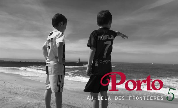 Visuel du projet PORTO, au-delà des frontières