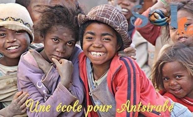 Visuel du projet Une école pour Antsirabé, Madagascar
