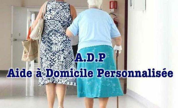 Visuel du projet A.D.P Aide a Domicile Personnalisée