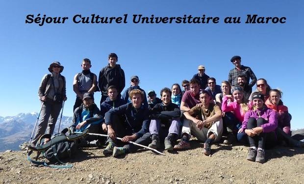 Visuel du projet Séjour Culturel Universitaire au Maroc