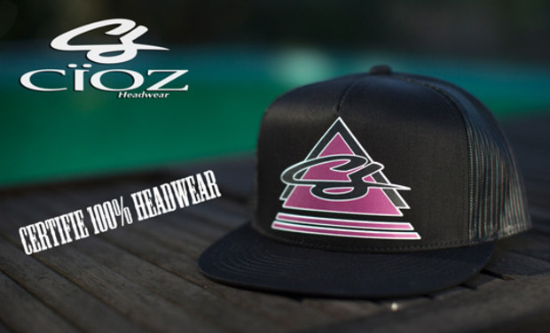 Project visual Cioz Headwear