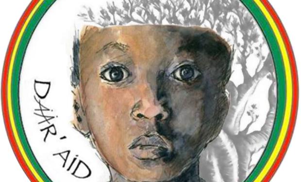 Visuel du projet DAAR'AID reconstruit une école