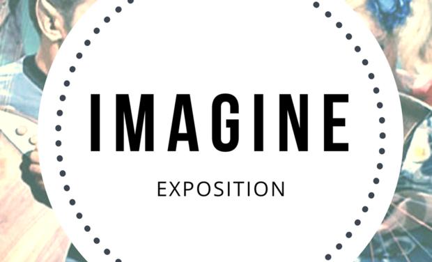 Visuel du projet IMAGINE : exposition sur les futurs de la musique