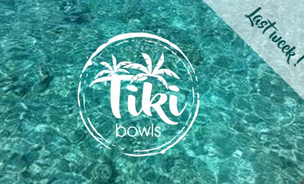 Visuel du projet Tiki bowls - un peu de soleil à Paris !