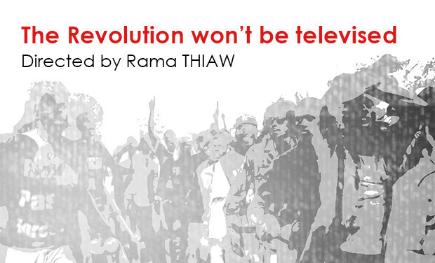 Visuel du projet The Revolution won't be televised