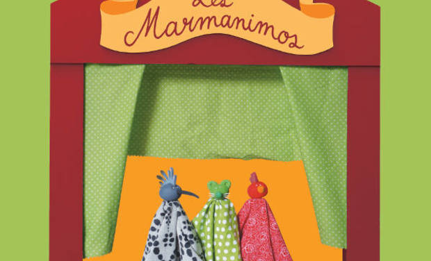 Visuel du projet Mon deuxième livre: Les Marmanimos.
