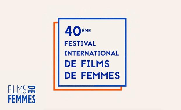 Visuel du projet Célébrons le 40ème Festival International de Films de Femmes !