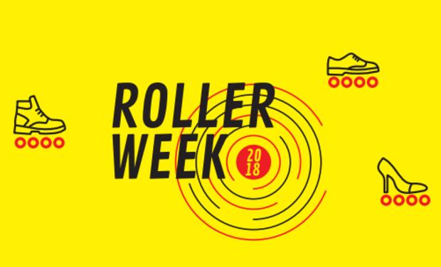 Project visual La Roller Week 2018