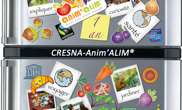Project visual CRESNA on web !
