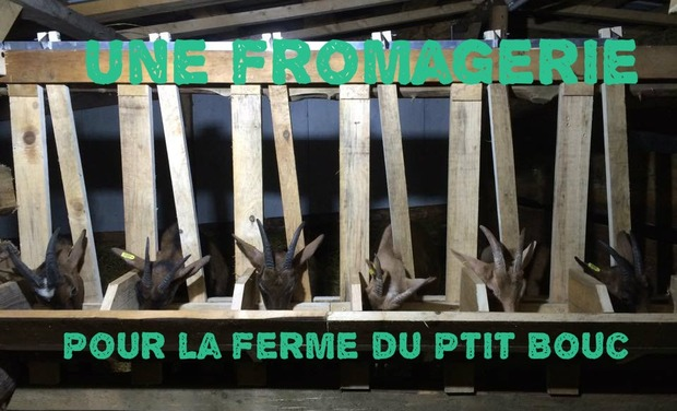 Project visual Une fromagerie pour la ferme du P'tit Bouc