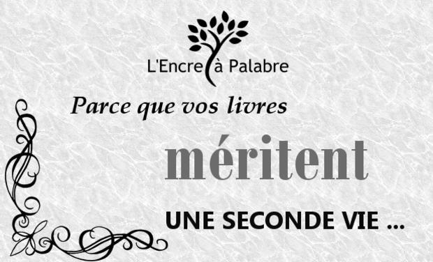 Visueel van project L'Encre à Palabre : boutique de recyclage de livres en ligne...