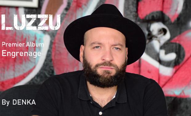 Visuel du projet Premier album de Lionel LUZZU