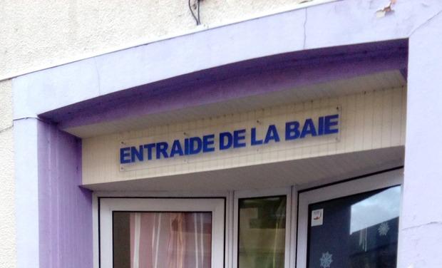 Visuel du projet L'Entraide de la Baie - Andes