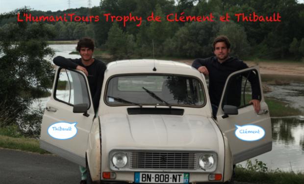 Visuel du projet L'humaniTours Trophy de Clément et Thibault