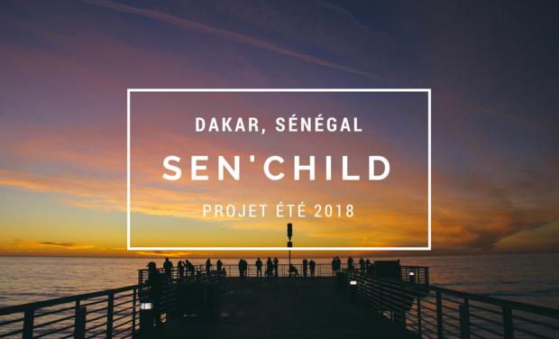 Project visual Sen'Child Sénégal - été 2018