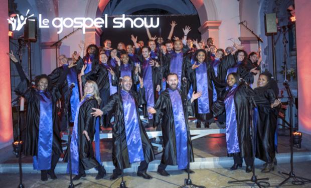 Visuel du projet Premier EP du Gospel Show !