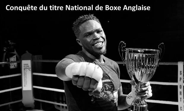 Visuel du projet Conquête de titres de Boxe Anglaise!!