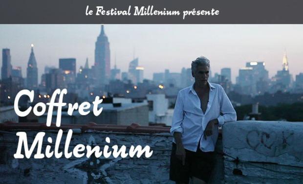 Project visual Coffret Millenium: Les meilleurs documentaires du Festival en DVD