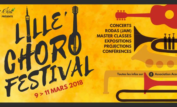 Visuel du projet Lille Choro Festival #1