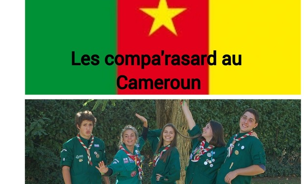 Project visual Les compa'rasard au Cameroun