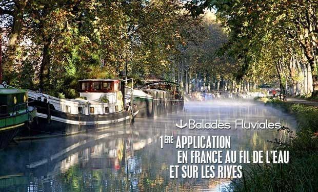 Visuel du projet La France au fil de l'eau et sur les rives