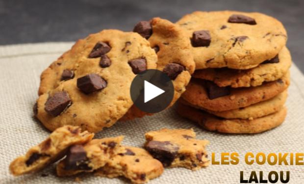 Project visual Les cookies Lalou ✌